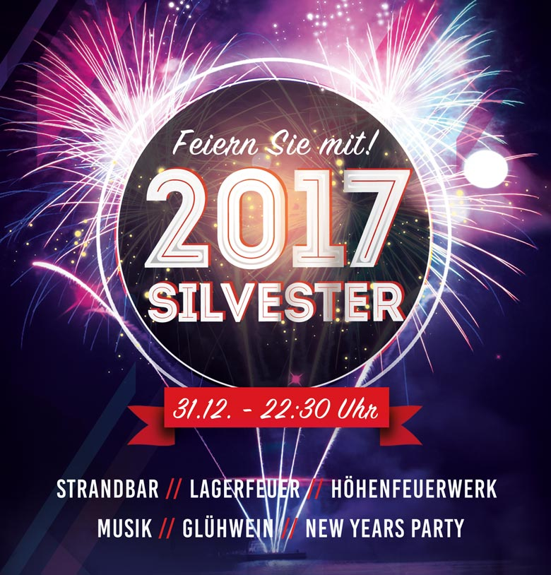 Prora Solitaire Silvester Party 2017