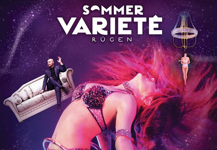 The summer variety theater on Rügen